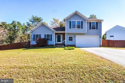King George County Single Family Home For Sale: 9643 Mary Ts Court