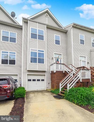 Saint Marys County Townhouse For Sale: 48381 Surfside Drive