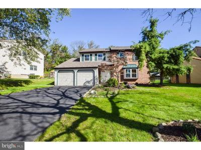 Newtown Single Family Home For Sale: 418 Parkview Way