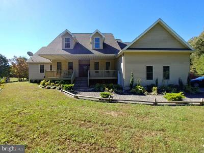 Trappe Single Family Home For Sale: 5022 Miles Creek Road