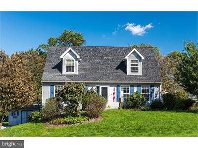 West Grove Single Family Home For Sale: 309 Welcome Avenue