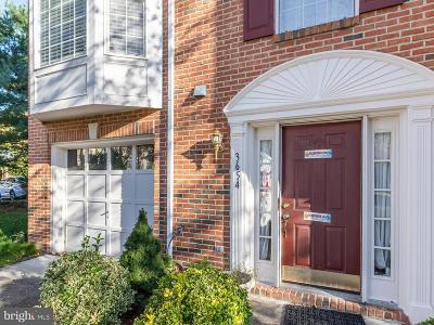 Laurel Townhouse For Sale: 3654 Marcey Creek Road