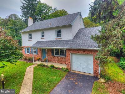 Chestnut Hill Single Family Home Under Contract: 101 Summit Street