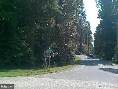 Calvert County, Saint Marys County, Charles County Residential Lots & Land For Sale: 12330 Algonquin Trail