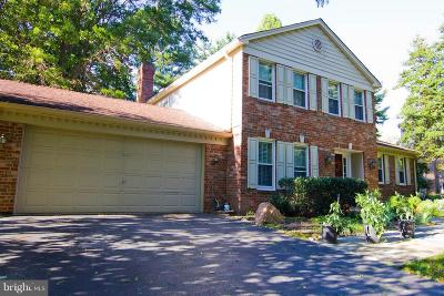 Silver Spring Single Family Home For Sale: 15108 Centergate Drive
