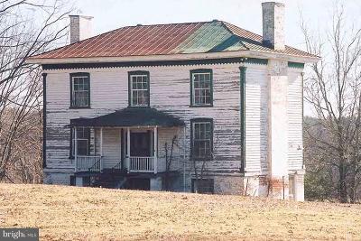 Louisa County Single Family Home For Sale: 10074 Gordon Avenue