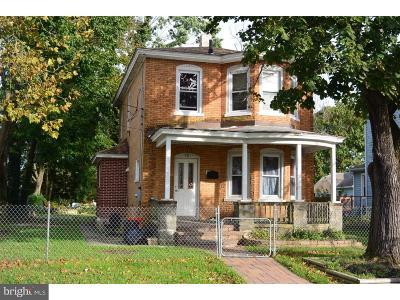 Vineland Single Family Home For Sale: 711 S Myrtle Street