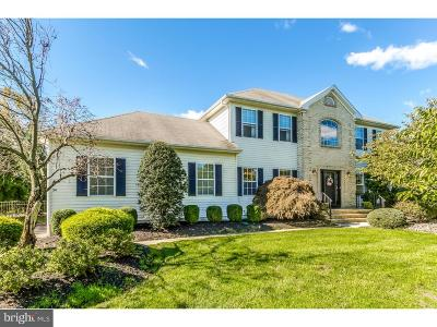 Robbinsville Single Family Home For Sale: 54 Jared Drive