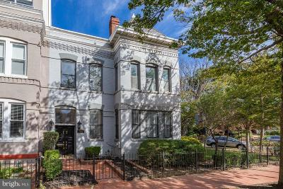 Capital Hill, Capitol Hill, Capitol Hill North, Capitol Hill Tower, Capitol Square At The Waterfront Single Family Home For Sale: 1414 E Street SE