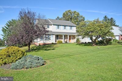 Strasburg Single Family Home For Sale: 1834 White Oak Road