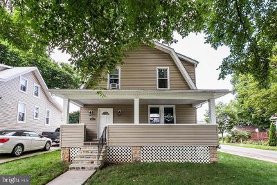 Baltimore Single Family Home For Sale: 3500 Devonshire