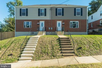 Temple Hills Rental For Rent: 3200 32nd Avenue