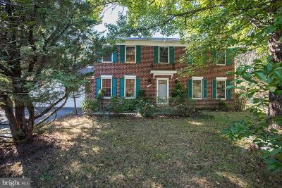 Great Falls VA Single Family Home For Sale: $895,000