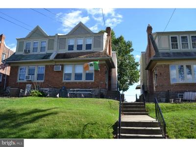 Fox Chase Single Family Home For Sale: 8339 Jeanes Street