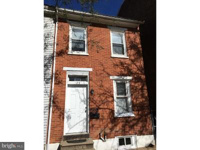 Pottstown Single Family Home For Sale: 453 King Street