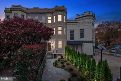 Washington Townhouse For Sale: 720 East Capitol Street NE