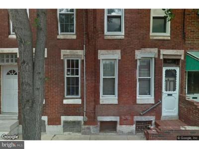 Point Breeze Townhouse For Sale: 1933 Watkins Street
