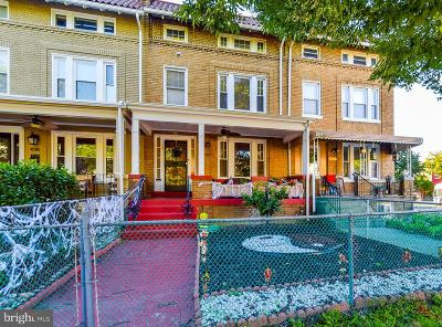 Washington DC Townhouse For Sale: $729,900