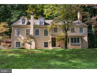 Bryn Mawr Single Family Home For Sale: 440 Caversham Road