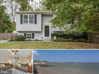 Chesapeake Beach Single Family Home For Sale: 3650 Chesapeake Avenue