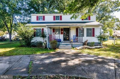 Colonial Beach Single Family Home For Sale: 412 Marshall Avenue
