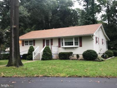 Ewing Single Family Home For Sale: 40 Groveland Avenue