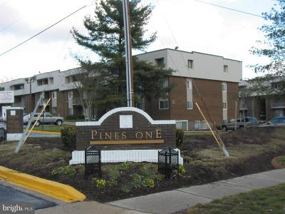 Upper Marlboro Rental For Rent: 10204 Prince Place #3-T4