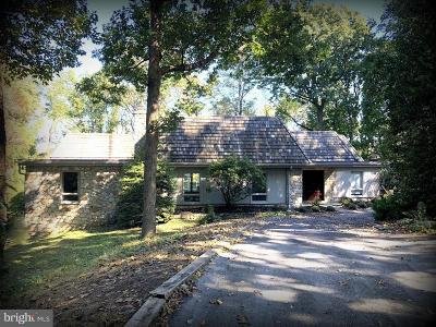 Gladwyne Single Family Home For Sale: 1635 Waverly Road