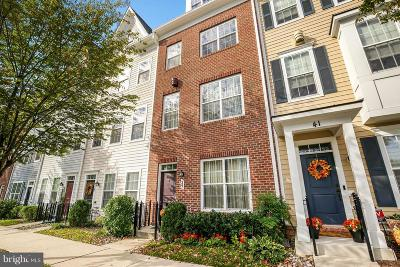 Towson Townhouse For Sale: 39 Meridian Lane