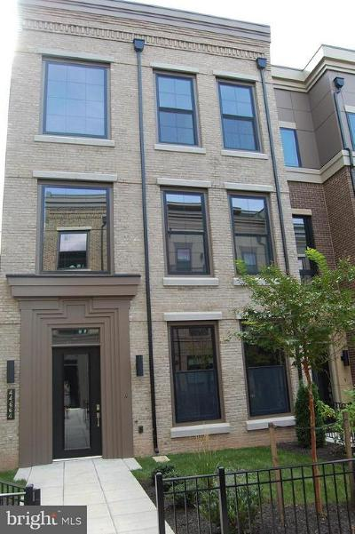Ashburn Townhouse For Sale: 44664 Brushton Terrace