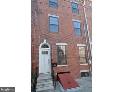Queen Village Townhouse For Sale: 540 Queen Street