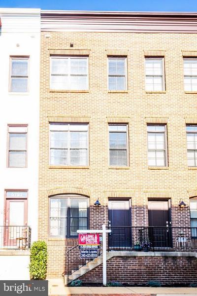 Hyattsville Rental For Rent: 5725 Lustine Street