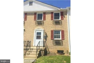 Suitland Rental For Rent: 5119 Clacton Avenue #73
