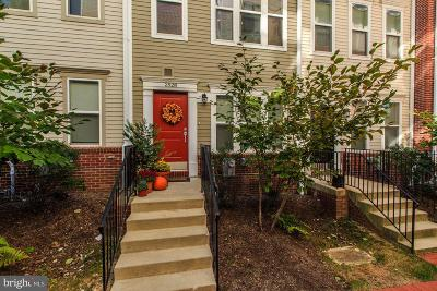 Washington DC Townhouse For Sale: $434,900