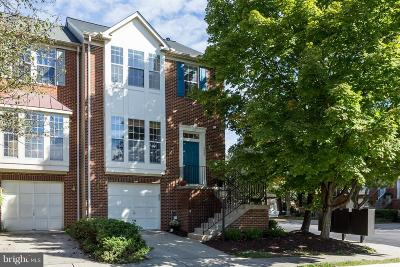 Townhouse For Sale: 2000 Madrillon Springs Court