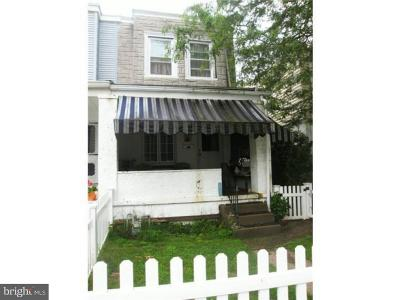 Narberth Townhouse For Sale: 313 Woodbine Avenue