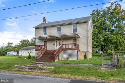 Single Family Home For Sale: 468 Branch Street