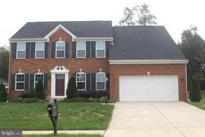 Stafford VA Single Family Home For Sale: $479,000