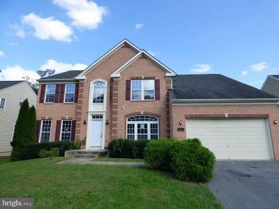 Lanham MD Single Family Home For Sale: $479,000