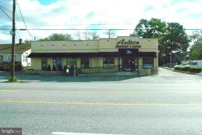 Commercial For Sale: 9505 Baltimore Avenue