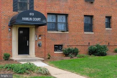Washington County, Montgomery County, Fairfax County Rental For Rent: 613 Hamlin Street NE #9