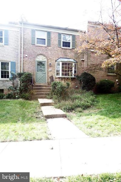 Washington County, Montgomery County, Fairfax County Rental For Rent: 9203 Bailey Lane