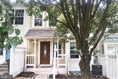 Woodbridge VA Townhouse For Sale: $235,000