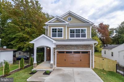 Fairfax VA Single Family Home For Sale: $949,900