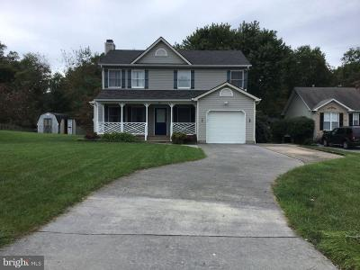 Stephens City Single Family Home For Sale: 107 Alleghany Court