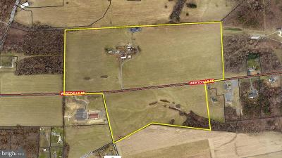 Residential Lots & Land Under Contract: 7108 Wertzville Road
