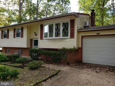 Browns Mills Single Family Home For Sale: 35 Leland Street