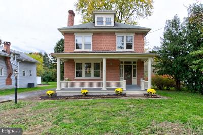 Lancaster PA Single Family Home For Sale: $249,900