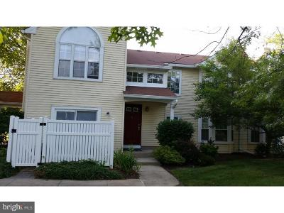 Hightstown Condo For Sale: 162 Mill Run East E Mill Run E