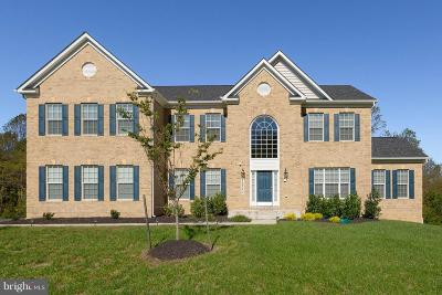 Upper Marlboro Single Family Home For Sale: 12200 Weathervane Lane